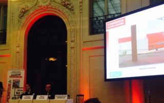 Conférence Le Moniteur décembre 2014 à Paris