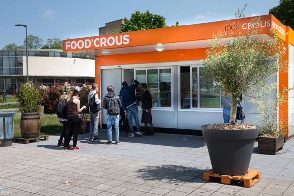 Food'CROUS à Metz