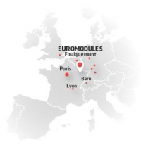 Euromodules en région Grand Est